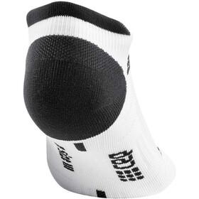cep No Show Socks 3.0 Homme, white/dark grey